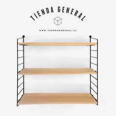 """Medidas 72 x 72 x 23 de profundidad. Colores fierro blanco o negro, madera natural o color roble"" Photo taken by @tienda_general on Instagram, pinned via the InstaPin iOS App! http://www.instapinapp.com (06/10/2015)"