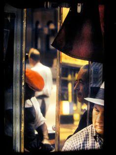 Saul Leiter. Nueva York 1950's.