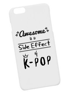 "Pretty much says it all. allkpop THE SHOP phone cases are designed and printed in-house using state of the art technology to achieve a premium print. We offer two case types: a standard ""Snap"" on hard case and a ""Tough"" case (for most phone models). Nerd Merch, Bts Merch, Kpop Phone Cases, Iphone Cases, Christmas Present List, Calligraphy Logo, Character Inspired Outfits, Kpop Outfits, Dad Jokes"