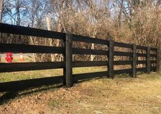 Metal Frame Fence Kits (Outlasts Wood) - FenceTrac by Perimtec Wood Fence Design, Modern Fence Design, Modern Wood Fence, Cedar Fence Stain, Deck Stain Colors, Country Fences, Types Of Fences, Black Fence, Fence Styles