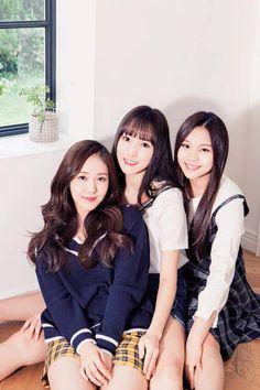GFRIEND - Sinb, Yuju, Umji