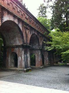 京都府 の 南禅寺 水路閣