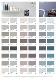 Jotun LADY SENS Våre vakreste farger, Volum 3 by Jotun Dekorativ AS Interior Paint Colors For Living Room, Bedroom Wall Colors, Wall Paint Colors, Paint Colors For Home, House Colors, Jotun Paint, Jotun Lady, Paint Color Chart, Colour Chart