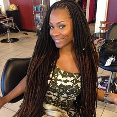 I love her really long dreads Dreadlock Styles, Dreadlock Hairstyles, Cool Hairstyles, Medieval Hairstyles, Locs, Sisterlocks, Beautiful Dreadlocks, Beautiful Braids, Natural Hair Inspiration