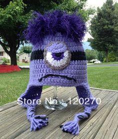 amazon shopping pirate crochet hats boys | ... Crochet Hat Cartoon Character Baby Boys Girls Beanies Cotton Newborn