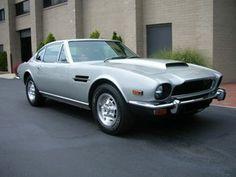 1977 Aston Martin V8 Vantage Coupe