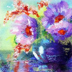40 Easy Pastel Paintings For Beginners - Bored Art