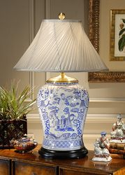Want this oriental lamp