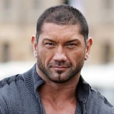 Army of the Dead: Dave Bautista nel cast del film di Zack Snyder Dave Bautista, Vin Diesel, Batista Wwe, Bald Men Style, Amc Movies, Drax The Destroyer, Hot Guys Eye Candy, New James Bond, James Gunn