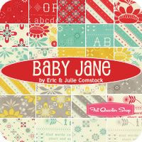 Baby Jane Fat Quarter Bundle Eric and Julie Comstock for Moda Fabrics - Fat Quarter Shop