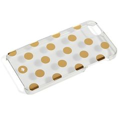 Kate Spade New York Le Pavillion iPhone 5 Case (£15) ❤ liked on Polyvore featuring accessories, tech accessories, case and kate spade