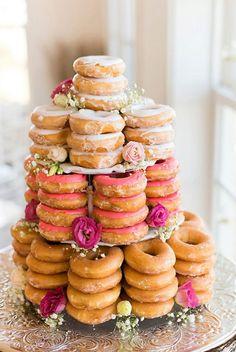 INSPIRATION: WEDDING CAKE IDEAS More