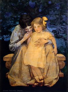Jessie Willcox Smith (1863 - 1935, American)