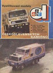 Různé modely Tatry 815 GTC a hračky   Tatra Kolem Světa 1987-90 - Tatra 815 GTC Toys, Activity Toys, Clearance Toys, Gaming, Games, Toy, Beanie Boos