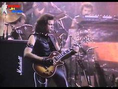 Johnny Hallyday Palais des sports 82 - La peur vidéo n°136