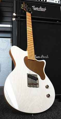 Troubadour | Koll Guitars for PBG