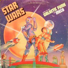 #StarWars #disco #MECO #LP #cover