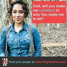 Confidence comes from Jesus' love!  #confidence #pray #bible #prayer #inspiration #quote #jesus #typography #design #america  www.facebook.com/weprayamerica  www.youtube.com/newlifeamerica  www.instagram.com/prayamerica