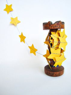 star garland for YW EOE - Be a star - S.tand for T.ruth and R.ighteousness