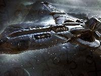Kosmos, Gra, Star Citizen, Statek kosmiczny