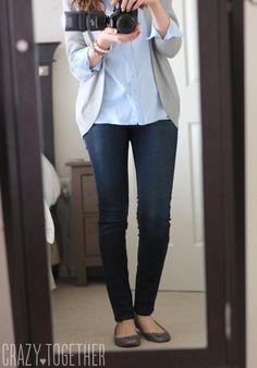 Sophia Skinny jeans from Kensie - Stitch Fix December 2014 review - STITCHFIX I NEED NEW JEANS!