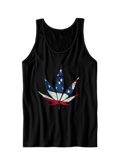USA MARIJUANA LEAF TANK TOP HAPPY 4TH OF JULY SHIRTS JULY FOURTH SHIRTS INDEPENDENCE DAY GIFTS #MERICA LADIES TOPS UNISEX TEE LEGALIZE IT #FREEDOM   [USA WEED LEAF]  Color: White, Grey Sizes: xs-XL (Anything 2X & over requires additional pricing)   PLEASE READ:   Made with 100% cotton. Dig...