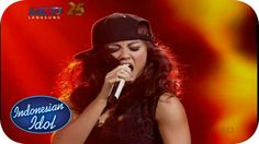 AGNEZ MO - SHUT 'EM UP (Agnez Mo) - Spektakuler Show 7 - Indonesian Idol...