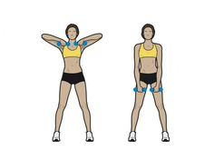 Get sleek, sexy arms - sculpt slim, toned guns in less time than it takes to grab your lunch with these four deep-muscles moves.