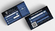 Progressive Dental Print Design - Thurston Comprehensive Dental Center Google Cards