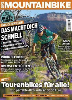🚴 #Tourenbikes für alle! 10 perfekte Allrounder ab 3000€ 🚴  Jetzt in @MB_InTheTweet:  #Fahrrad #Bike #mountainbike