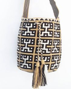 Wayuu Mochila bag Crochet Chart, Filet Crochet, Knit Crochet, Tapestry Bag, Tapestry Crochet, Tribal Patterns, Boho Gypsy, Mini Bag, Cross Stitch Embroidery
