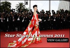 It's official: Cannes Film Festival is IT when it comes to red carpet dressing. I don't whether it's the whole European thing but the celebrities take fashion  risks at this ocean-side gala and most of them seem to pay-off.    This year has seen the return of some truly, epic gowns – trains, embellishment and beading for days.    Just how I like it.    Uma, Rachel, Salma…here's my top five picks for best-dressed. #Cannes Film Festival