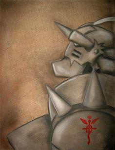 Alphonse Elric. (FullMetal Alchemist/FullMetal Alchemist: Brotherhood).