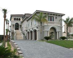 Design/Builder Waugh Custom Homes, Destin, FL Captiva Florida, Florida Beaches, Dream Home Design, Home Interior Design, House Design, Custom Home Designs, Custom Homes, Building Design, Building A House