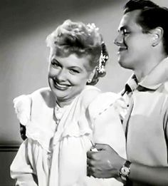Image result for lucy and desi wedding