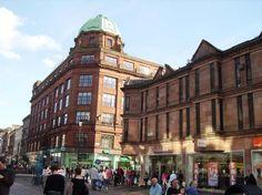 Argyle Street - Glasgow City Center