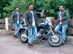 Yogi Macho's Photography (Bike ride) #yogimacho #yogi #yogimanchekar #photography #photographer #bajajavenger220 #bikeride #ajaypake