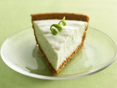 Key lime yogurt pie...this is sooo good and good for you!