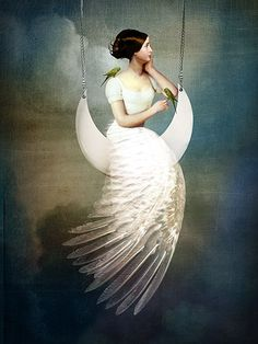 To the Moon and Back --Catrin Welz Stein