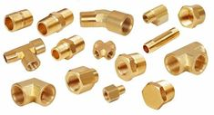 Perfect Solution For Leakage - Use Brass Pipe Fittings