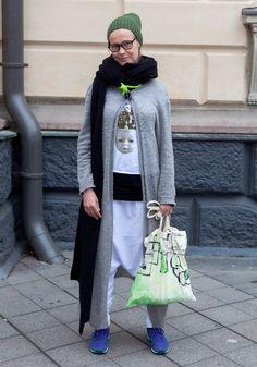Soile - Hel Looks - Street Style from Helsinki