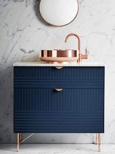 DIY inspiration for upcycler - or: the most beautiful ikea hacks - Living - Home Sweet Home Diy Inspiration, Bathroom Inspiration, Bathroom Ideas, Bathroom Trends, Ikea Hack Bathroom, Bathroom Storage, Bathroom Inspo, Bathroom Remodeling, Bathroom Goals