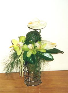Contemporary Ball Bouquet