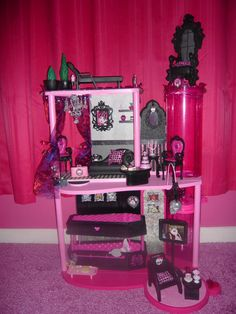 Custom Monster High Draculaura
