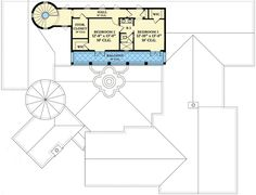 Courtyard Dream Home Plan - 82002KA   1st Floor Master Suite, Butler Walk-in Pantry, CAD Available, Courtyard, Den-Office-Library-Study, European, Jack & Jill Bath, PDF, Photo Gallery, Spanish   Architectural Designs