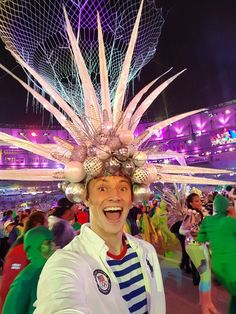 U.S. Olympic Team Retweeted  Steele Johnson ‏@Steele_Johnson  12h12 hours ago Rio de Janeiro, Brazil The #ClosingCeremony was amazing. Thank you for everything, Rio. Also thanks for this hat.
