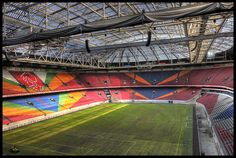Amsterdam ArenA, home of the Godenzonen, AFC Ajax!