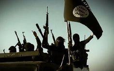Viele Kämpfer stammen gar nicht aus der Region. Die Türkei gilt als Zentrum für...