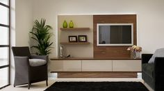 Bespoke Fitted TV Units - Living Room Furniture