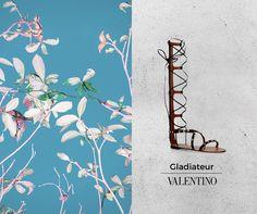 #gladiateur #valentinogaravani #valentino #rockstud #donneconceptstore